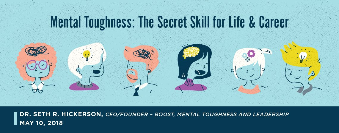 "Mental Toughness: Learn the ""secret skill set"" that can transform you life and business"
